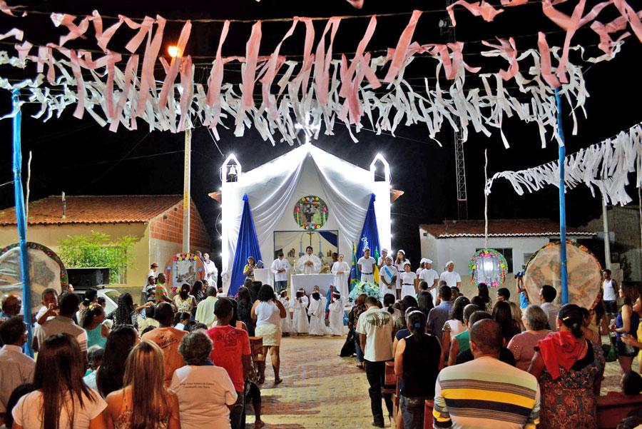 Turismo no Vale do São Francisco - Festa de Santo Antônio na Ilha do Massangano